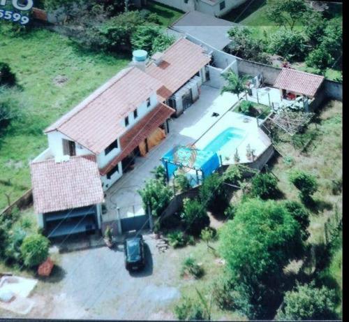 Imagem 1 de 6 de Chácara Com 3 Dormitórios À Venda, 3300 M² Por R$ 960.000 - Novo Mundo - Gravataí/rs - Ch0021