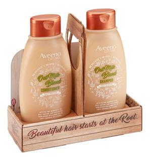 Aveeno Shampoo Y Acondicionador Avena 12 0z