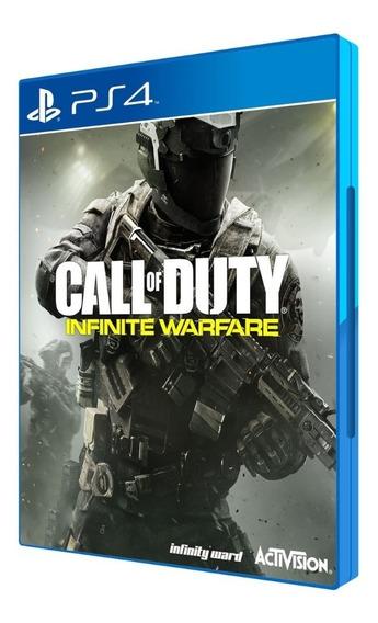 Game Call Of Duty Infinite Warfare - Ps4