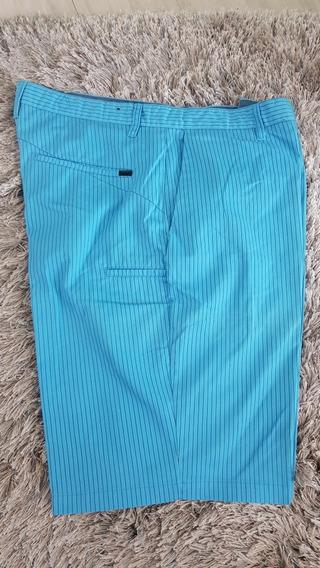 Short Volcom Talla 40 Para Hombre Azul