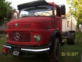 Camion Mercedes 1114 4x4 Direccion Hidraulica Unimog