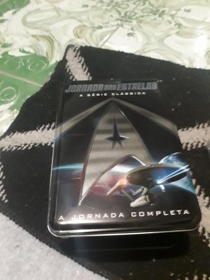 Box Star Trek Serie Classica +6 Filmes