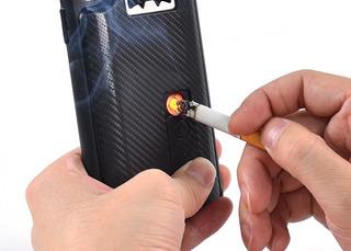 iPhone 8 Funda Encendedor Y Destapador Alta Calidad