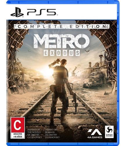 Metro Exodus Complete Edition - Playstation 5