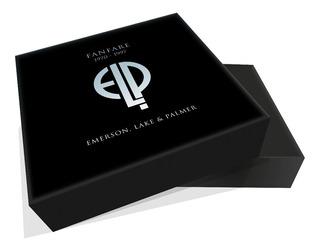Emerson Lake & Palmer Discografia 18cds Fanfare Boxset Flac
