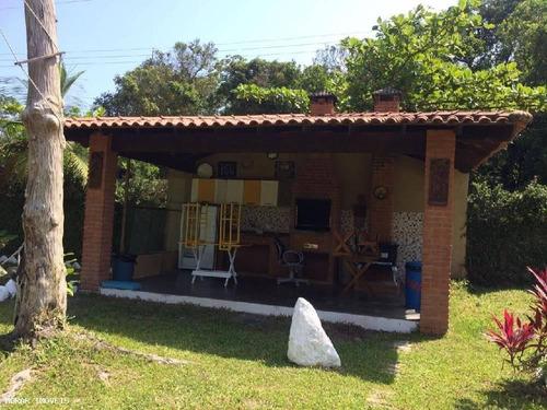 Chácara Para Venda Em Itanhaém, 000, 5 Dormitórios, 3 Suítes, 5 Banheiros - A1043_2-1086708