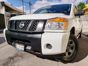 Nissan Titan 5.6l Crew Cab Sl 4x4 Mt 2014 Autos Puebla.