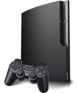 Playstation Ps3 500 Gb + 2 Joysticks Dualshock + 11 Juegos