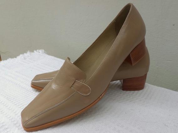 Sapato Feminino Bege 38