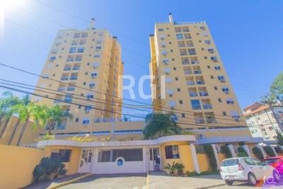 Apartamento Em Morro Do Espelho Com 3 Dormitórios - Vr25781