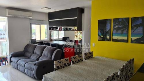 Apartamento Com 2 Dormitórios À Venda, 66 M² Por R$ 520.000 - Vila Suzana - São Paulo/sp - Ap2290