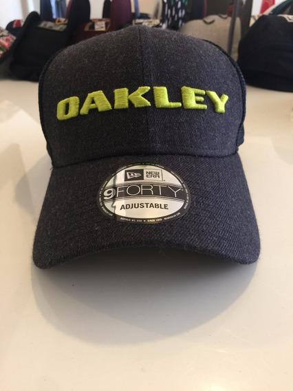 Gorro Snapback Oakley New Era