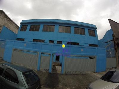 Galpão Comercial Para Venda E Locação, Mooca, São Paulo. - Ga0062