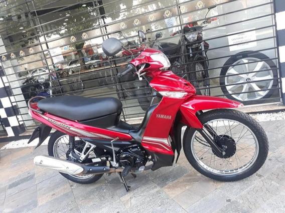 Yamaha Crypton K Vermelha Cod 1025