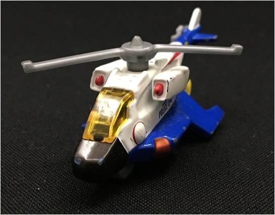 Miniatura Helicoptero Hyper Resc-tomica-esc.1/64-loose- 9973