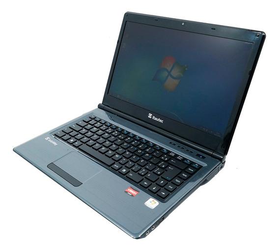 Promoção De Notebook Itautec Hd 500gb 4gb Win10 Hdmi Usado