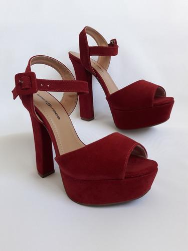 f190ab5ee8 Sandalia Billie Shoes Plataforma - Sapatos para Feminino em Rio ...