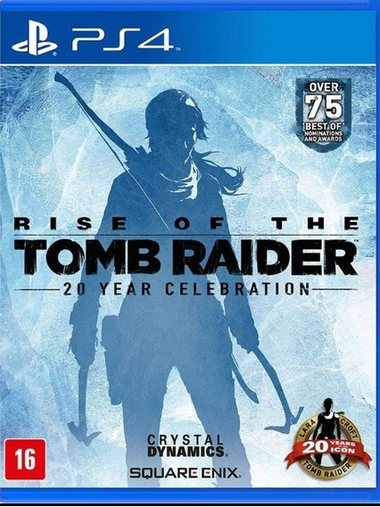 Rise Of The Tomb Raider Ps4 1 Dublado Dg