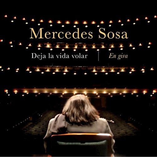Deja La Vida Volar/en Gira - Sosa Mercedes (cd)