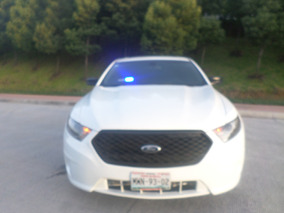 Ford Police Interceptor Aut. Electrico, Equipado