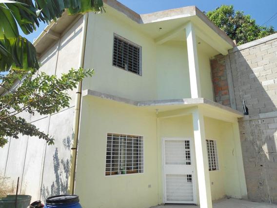 Townhouse En Venta Urb Los Caobos Turmero Cod 20-11494 Sh