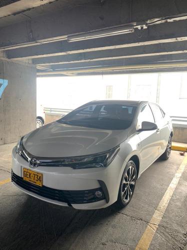 Toyota Corolla 2019 Automatico En Cuero Con Solo 9.000 Kms