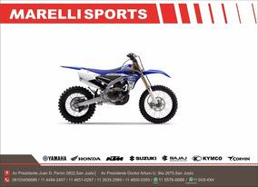 Yamaha Yz 250 Fx 2017 ,marellisports (con Certificado)