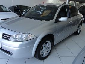 Renault Megane Sedan Privilege 2.0 Aut 2009 Completo, Couro