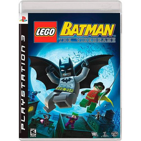 Lego Batman Mídia Física Usado