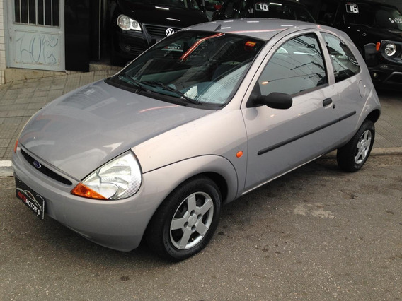 Ford Ka I 8v Gasolina 2pts 1998