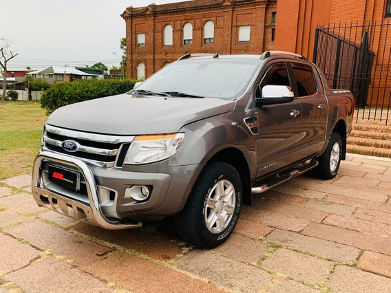 Ford Ranger 3.2 Limited Diesel 4x4 (( Gl Motors )) Financio!
