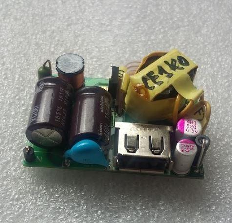 Adptador Usb 15w 5v 3a Infineon Arduino