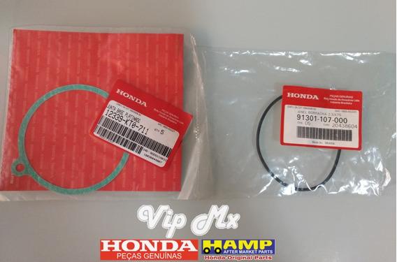 Kit Junta E Guarnição Ohc Crf230f Original Honda