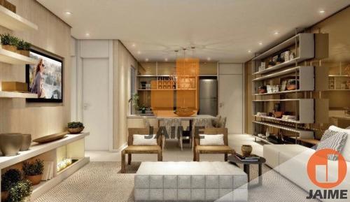 Apartamento Novo, No Sumaré, 74 M, 2 Suítes, 2 Vagas, Com Lazer Completo! - Ja13208