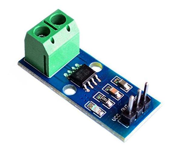 Kit 4 Módulo Sensor De Corrente Acs712 - 20a Arduino Pic