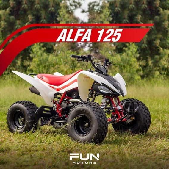 Quadri Funmotors - Modelo Alfa 125cc + Frete
