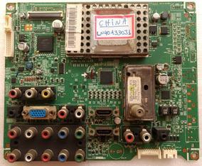 Placa Principal Tv Samsung Ln40a330j1