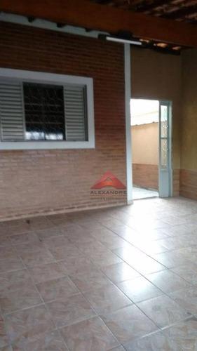 Casa À Venda, 60 M² Por R$ 215.000,00 - Parque Novo Horizonte - São José Dos Campos/sp - Ca4211