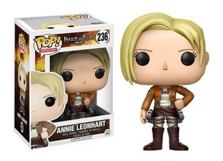 Figura Funko Pop! Animation Attack On Titan Annie Leonhart
