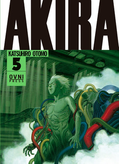 Manga, Kodansha, Akira Vol. 5 Ovni Press