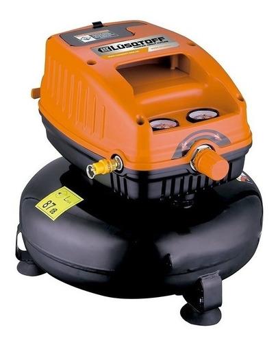 Compresor de aire mini eléctrico portátil Lusqtoff LC-826 monofásico 220V 50Hz