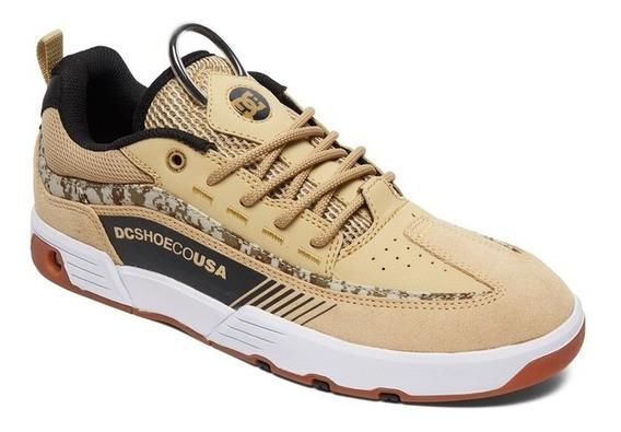Zapatillas Dc Legacy 98 Slim Camo Desert - Big Buey -