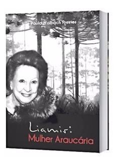 Livro Mulher Araucária