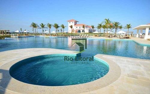 Terreno À Venda, 441 M² Por R$ 110.000,00 - Viverde I - Rio Das Ostras/rj - Te0185