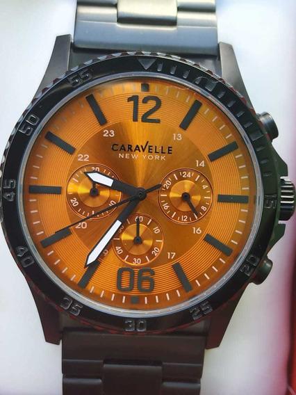 Reloj Caravelle De Bulova Nuevo En Caja
