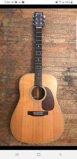 Guitarra Martin Hd28