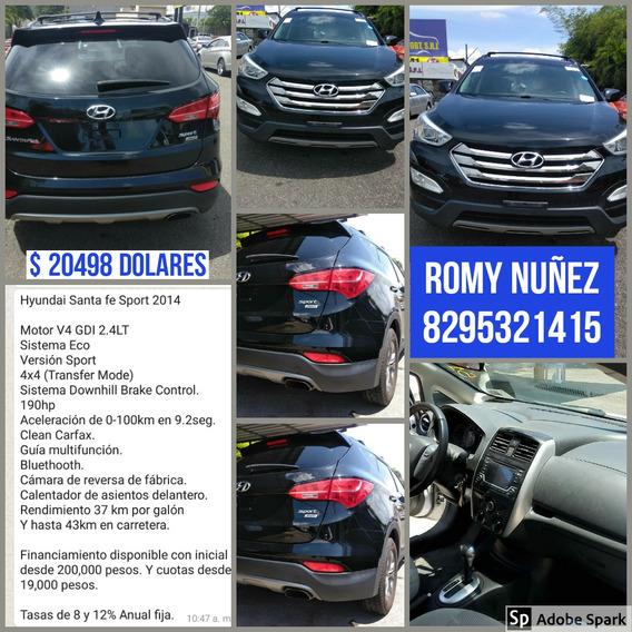 Hyundai Santa Fe Santa Fe Sport