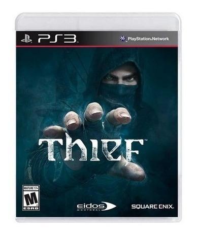Thief Ps3 Mídia Física