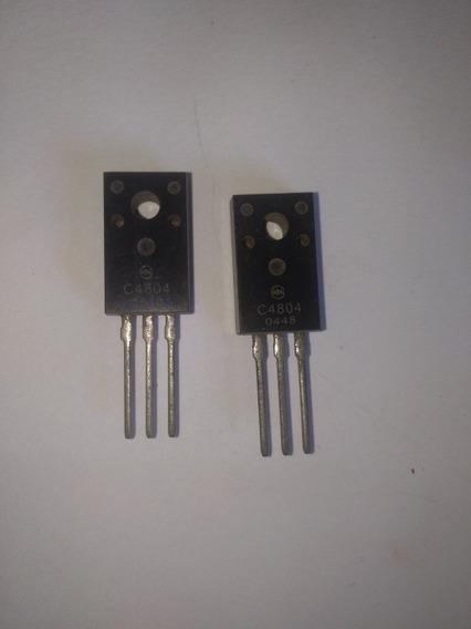 Transistor 2sc4804 Kit Com 5 Unidades.