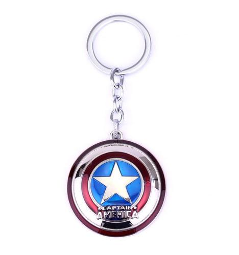 Capitan America Dije Llavero Infinity War Escudo Avengers
